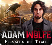 Free Adam Wolfe: Flames of Time Mac Game