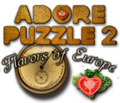 Free Adore Puzzle 2: Flavors of Europe Mac Game