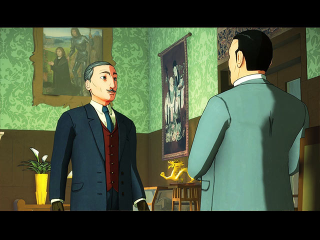 Agatha Christie: The ABC Murders Mac Game screenshot 1