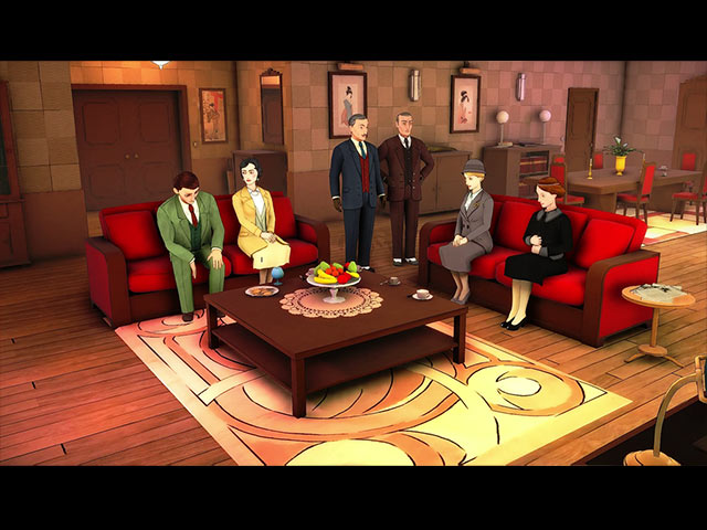 Agatha Christie: The ABC Murders Mac Game screenshot 2