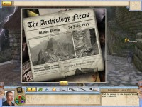 Alabama Smith in the Quest of Fate for Mac Games screenshot 3