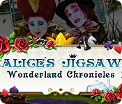 Free Alice's Jigsaw: Wonderland Chronicles Mac Game