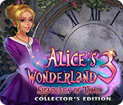 Free Alice's Wonderland 3: Shackles of Time Collector's Edition Mac Game