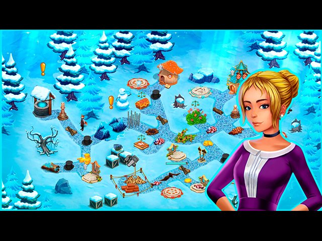 Alice's Wonderland 3: Shackles of Time Collector's Edition Mac Game screenshot 1