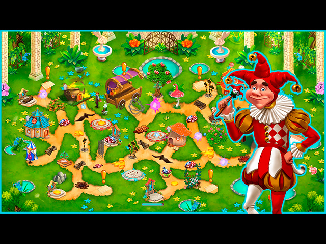 Alice's Wonderland 3: Shackles of Time Collector's Edition Mac Game screenshot 3