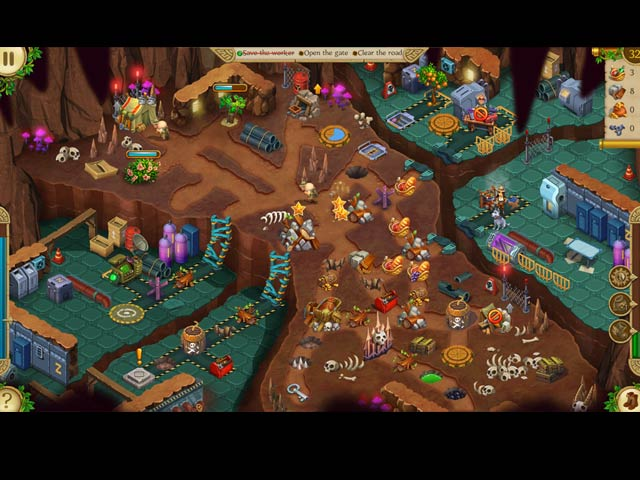 Alicia Quatermain 3: The Mystery of the Flaming Gold Mac Game screenshot 2