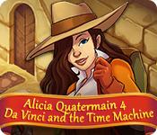 Free Alicia Quatermain 4: Da Vinci and the Time Machine Mac Game