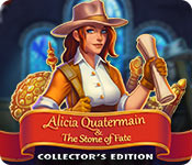 Free Alicia Quatermain and The Stone of Fate Collector's Edition Mac Game