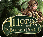 Free Allora and The Broken Portal Mac Game