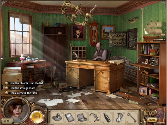Amanda Rose: The Game of Time Mac Game screenshot 2