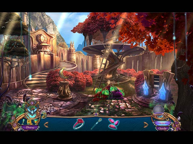 Amaranthine Voyage: Legacy of the Guardians Collector's Edition Mac Game screenshot 1