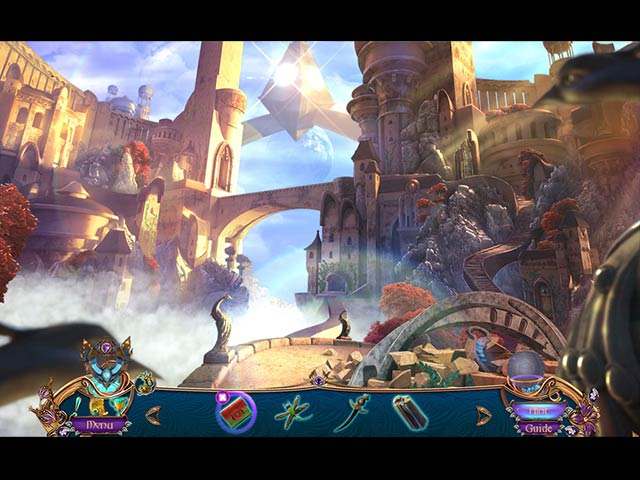 Amaranthine Voyage: Legacy of the Guardians Collector's Edition Mac Game screenshot 2