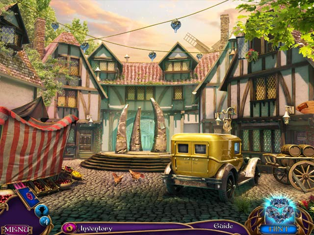 Amaranthine Voyage: The Living Mountain Collector's Edition Mac Game screenshot 2