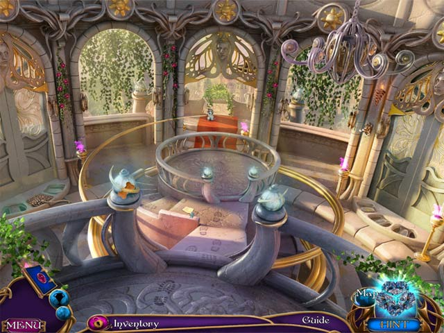Amaranthine Voyage: The Living Mountain Collector's Edition Mac Game screenshot 3