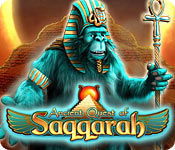 Free Ancient Quest of Saqqarah Mac Game