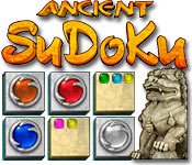 Free Ancient Sudoku Mac Game