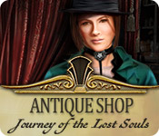 Free Antique Shop: Journey of the Lost Souls Mac Game