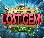 Free Antique Shop: Lost Gems Egypt Mac Game