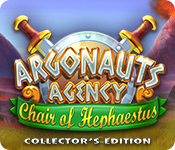 Free Argonauts Agency: Chair of Hephaestus Collector's Edition Mac Game
