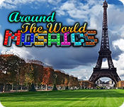 Free Around The World Mosaics Mac Game