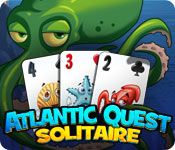 Free Atlantic Quest: Solitaire Mac Game