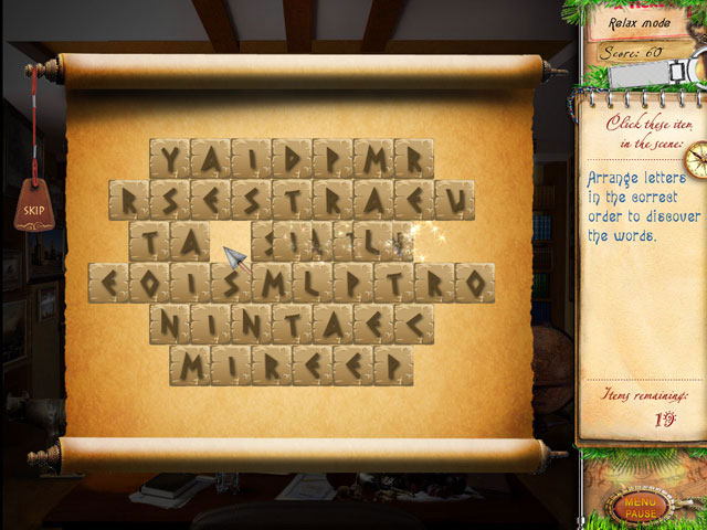 Atlantis: Mysteries of Ancient Inventors Mac Game screenshot 3