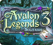 Free Avalon Legends Solitaire 3 Mac Game
