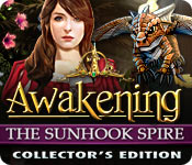 Free Awakening: The Sunhook Spire Collector's Edition Mac Game