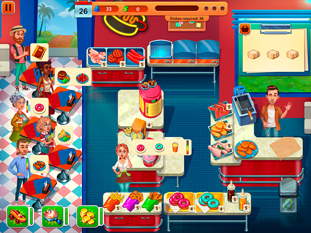 Baking Bustle Collector's Edition Mac Game screenshot 3