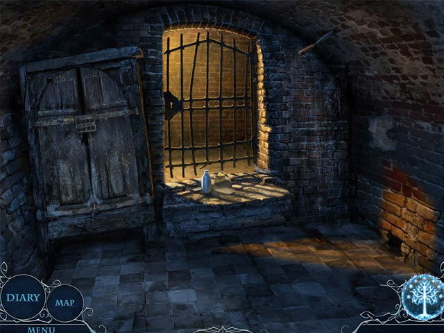 Beyond the Invisible: Evening Mac Game screenshot 1
