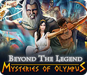 Free Beyond the Legend: Mysteries of Olympus Mac Game