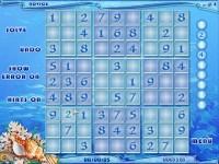 Free Blue Reef Sudoku Mac Game Free