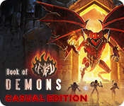 Free Book of Demons: Casual Edition Mac Game