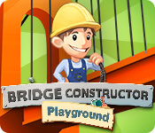 Free BRIDGE CONSTRUCTOR: Playground Mac Game