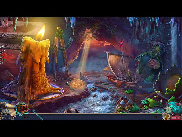 Bridge to Another World: Gulliver Syndrome Collector's Edition Mac Game screenshot 1
