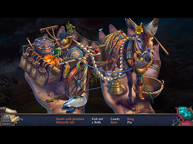 Bridge to Another World: Gulliver Syndrome Collector's Edition Mac Game screenshot 2