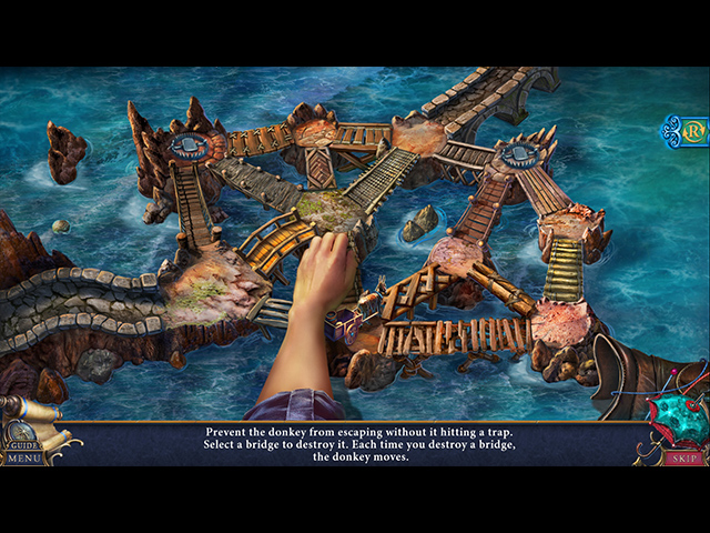 Bridge to Another World: Gulliver Syndrome Collector's Edition Mac Game screenshot 3