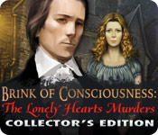 Free Brink of Consciousness: The Lonely Hearts Murders Collector's Edition Mac Game