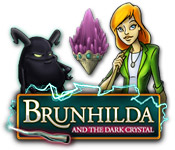 Free Brunhilda and the Dark Crystal Mac Game