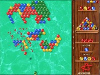 Bubble Snooker for Mac Game screenshot 1