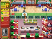 Free Burger Bustle: Ellie's Organics Mac Game Download