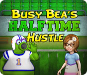 Free Busy Bea's Halftime Hustle Mac Game
