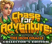 Free Chase for Adventure 2: The Iron Oracle Collector's Edition Mac Game