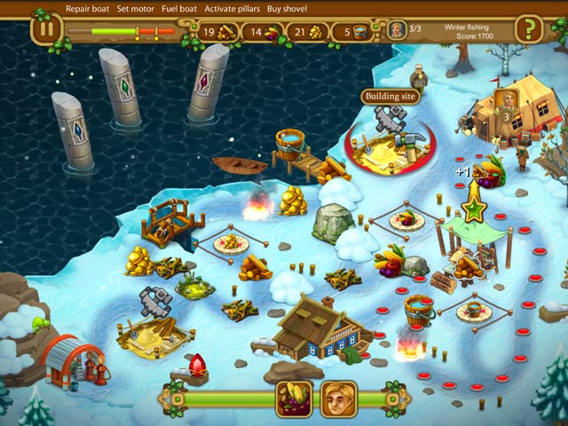 Chase for Adventure 2: The Iron Oracle Collector's Edition Mac Game screenshot 2