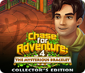 Free Chase For Adventure 4: The Mysterious Bracelet Collector's Edition Mac Game