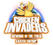Free Chicken Invaders 3: Revenge of the Yolk Easter Edition Mac Game