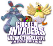 Free Chicken Invaders 4: Ultimate Omelette Easter Edition Mac Game