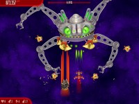Download Chicken Invaders: Ultimate Omelette Christmas Edition Mac Games Free