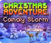 Free Christmas Adventure: Candy Storm Mac Game