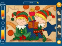 Free Christmas Mosaic Puzzle Mac Game Download